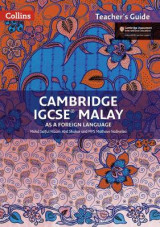 Omslag - Cambridge IGCSE (R) Malay Teacher Guide