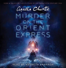Murder on the Orient Express av Agatha Christie (Lydbok-CD)