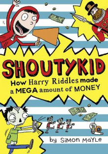 How Harry Riddles Made a Mega Amount of Money av Simon Mayle (Heftet)