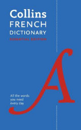 Omslag - Collins French Dictionary Essential edition