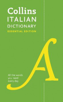 Collins Italian Dictionary Essential edition av Collins Dictionaries (Heftet)