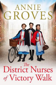 The District Nurses of Victory Walk av Annie Groves (Heftet)