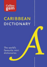 Omslag - Collins Caribbean Dictionary Gem Edition