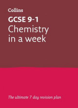 Omslag - GCSE Chemistry In a Week