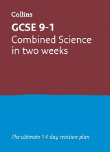 Omslag - GCSE Combined Science In a Week (or Two)