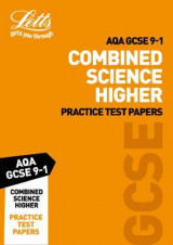 Omslag - AQA GCSE Combined Science Higher Practice Test Papers