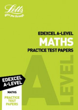 Omslag - Edexcel A-Level Maths Practice Test Papers
