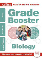 Omslag - AQA GCSE Biology Grade Booster for grades 3-9