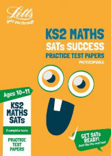 Omslag - KS2 Maths SATs Practice Test Papers (Photocopiable edition)