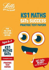Omslag - KS1 Maths SATs Practice Test Papers