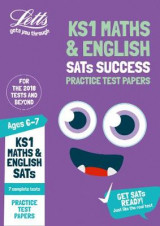 Omslag - KS1 Maths and English SATs Practice Test Papers