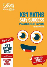 Omslag - KS1 Maths SATs Practice Test Papers (photocopiable edition)