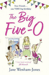 The Big Five O av Jane Wenham-Jones (Heftet)