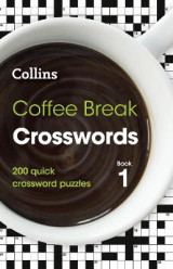 Omslag - Coffee Break Crosswords book 1