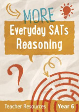 Omslag - Year 6 More Everyday SATs Reasoning Questions with free download