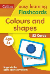 Omslag - Colours and Shapes Flashcards