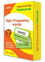 Omslag - High Frequency Words Flashcards