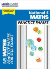 Omslag - National 5 Mathematics Practice Exam Papers