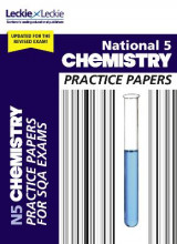Omslag - National 5 Chemistry Practice Exam Papers