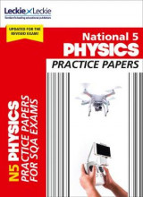 Omslag - National 5 Physics Practice Exam Papers