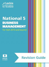 Omslag - National 5 Business Management Success Guide