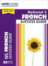 Omslag - National 5 French Success Guide