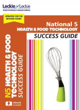 Omslag - National 5 Health and Food Technology Success Guide