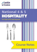 Omslag - National 4/5 Hospitality Course Notes
