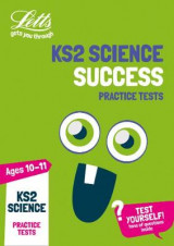 Omslag - KS2 Science Practice Tests