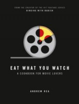 Omslag - Eat what you watch
