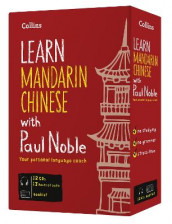 Learn Mandarin Chinese with Paul Noble for Beginners - Complete Course av Kai-Ti Noble og Paul Noble (Lydbok-CD)