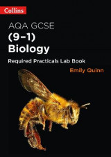 Omslag - AQA GSCE Biology (9-1) Required Practicals Lab Book