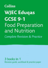Omslag - WJEC EDUQAS GCSE Food Preparation and Nutrition All-in-One Revision and Practice