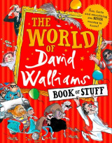 Omslag - The world of David Walliams