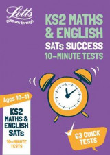 Omslag - KS2 Maths and English SATs Age 10-11: 10-Minute Tests