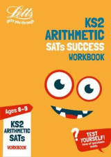 Omslag - KS2 Maths Arithmetic Age 8-9 SATs Topic Practice Workbook