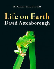 Life on earth av David Attenborough (Innbundet)