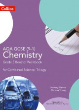 Omslag - AQA GCSE Chemistry 9-1 for Combined Science Grade 5 Booster Workbook