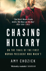 Omslag - Chasing Hillary