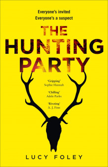 The hunting party av Lucy Foley (Heftet)