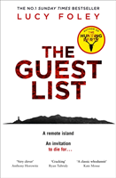 The Guest List av Lucy Foley (Heftet)