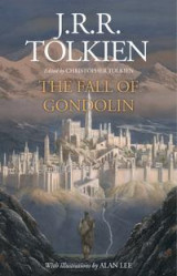Omslag - The fall of Gondolin