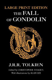 The Fall of Gondolin av J. R. R. Tolkien (Heftet)