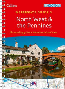 North West and the Pennines av Collins Maps (Spiral)
