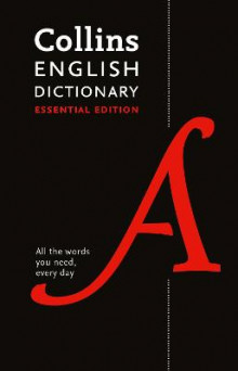 English Dictionary Essential av Collins Dictionaries (Innbundet)