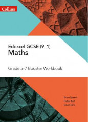 Edexcel GCSE Maths Grade 5-7 Workbook av Helen Ball, David Bird og Brian Speed (Heftet)