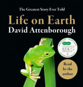 Life on Earth av David Attenborough (Lydbok-CD)