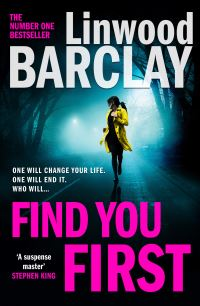 Find You First av Linwood Barclay (Innbundet)