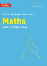 Omslag - Lower Secondary Maths Student's Book: Stage 7