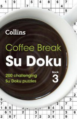 Omslag - Coffee Break Su Doku Book 3